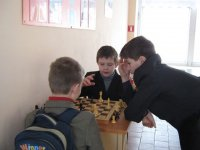 Играем в шахматы