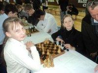 Участие в районных соревнованиях по шахматам