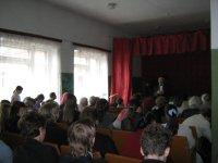 Выступление академического хора