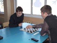 Участие в районных соревнованиях по шашкам.